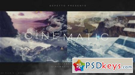 Epic Opener Cinematic Slideshow 19188508 After Effects Project