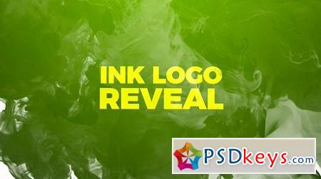 Ink logo Reveal Opener 19677111 After Effects Project