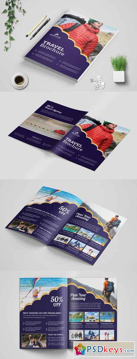 Travel Brochure 3521655
