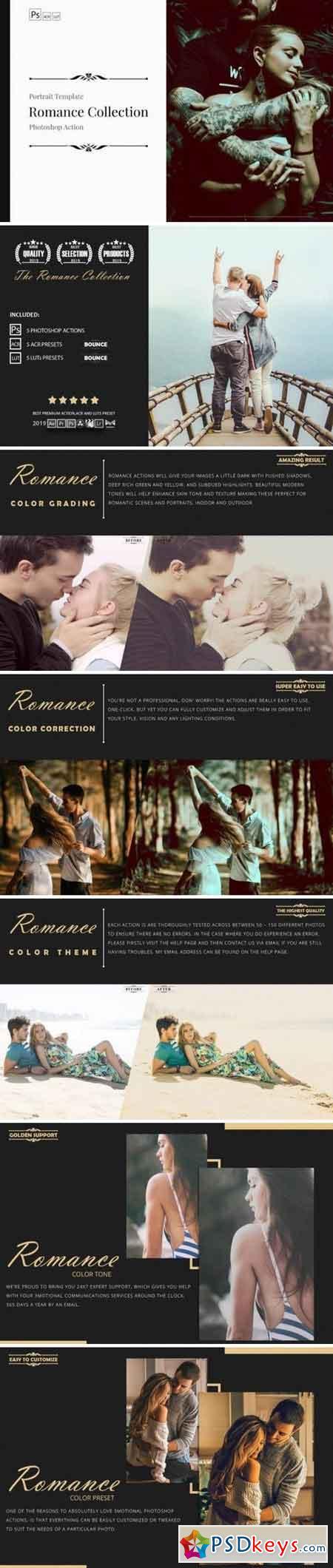Neo Romance Color Grading 3522544