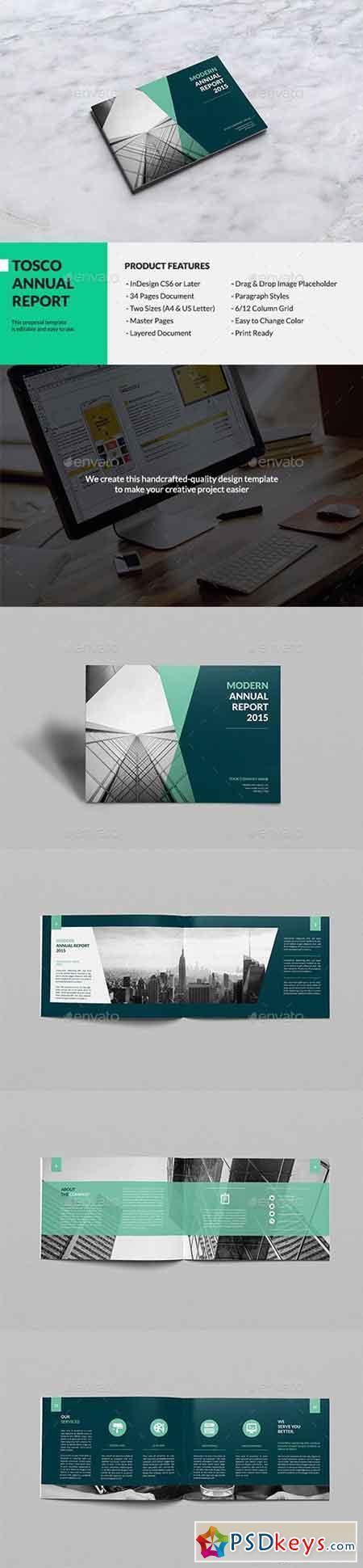 Tosco - Corporate Annual Report 12984378