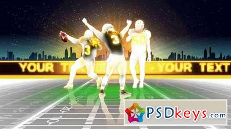 Sports Football 60321 After Effects Projects