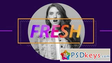 Fresh Style Opener 162213 After Effects Projects