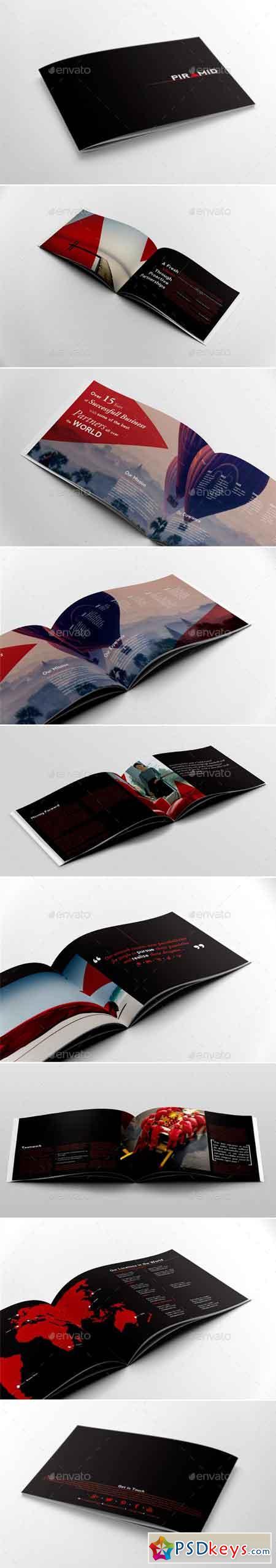 Business Brochure Template 23140073