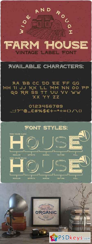 Farm House 3523396