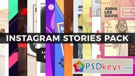 Instagram Stories Pack 162523 After Effects Projects