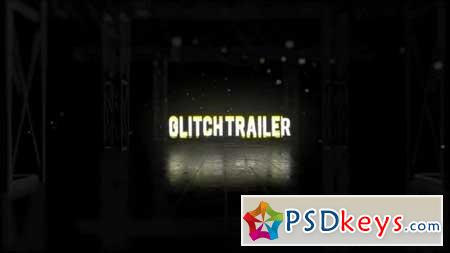 Glitch Trailer 162247 After Effects Projects
