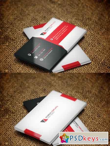 Modern Business Card 3523274