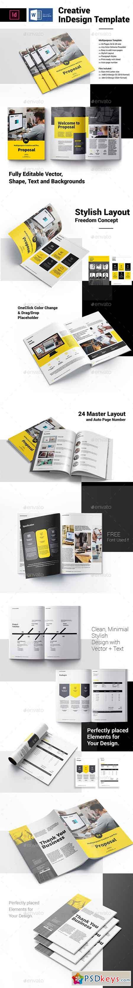 Brochure Template 22965142
