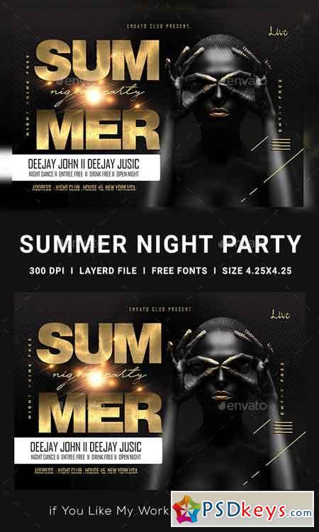 Summer Flyer 23134984