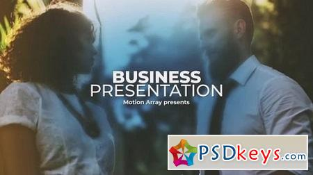 MotionArray Business Presentation 160570 After Effects Project