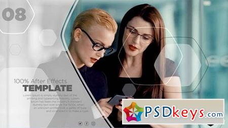 Modern Corporate Slideshow4 23151668 After Effects Project