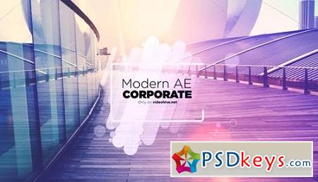 Modern Corporate Slideshow3 22837508 After Effects Project