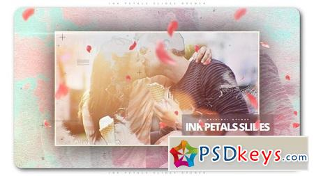 Ink Petals Slides Opener 22173468 After Effects Project