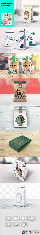 Paper Bag MockUp 3328160