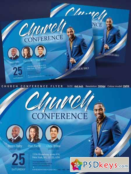 Church Conference Flyer 3363167