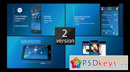 Videohive Iphone 6 UI Presentation 9338430 After Effects Project