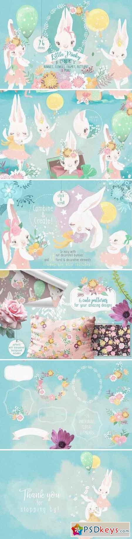 Little Pinky Bunny 2332792