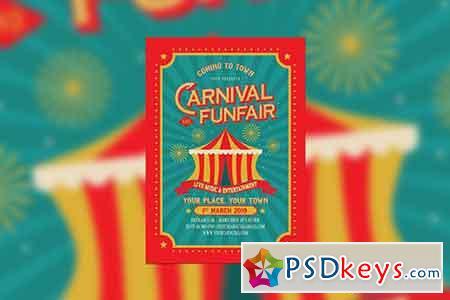 Vintage Carnival and Funfair
