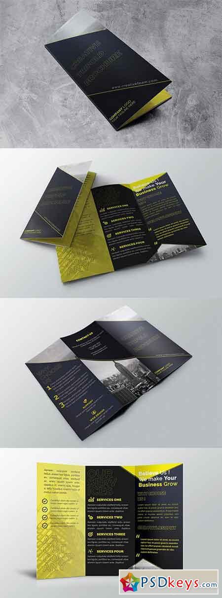 ATrifold Brochure