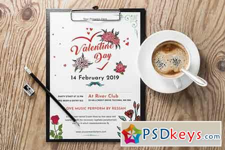 Valentines Day Party Flyer-06