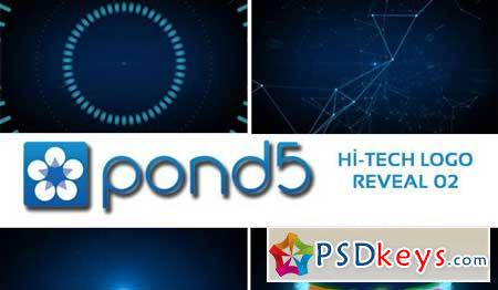 Hi-Tech Logo Reveal 02 21256821 After Effects Projects Pond5
