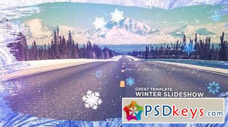 Winter Slideshow 163154 After Effects Projects