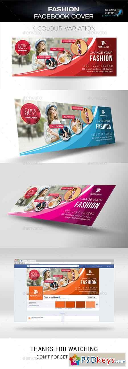 Fashion Facebook Cover 23137999