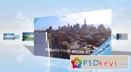 Sky Slideshow Animation 86147 After Effects Projects