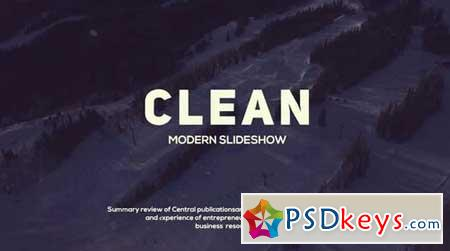 Clean Slideshow 163664 After Effects Projects