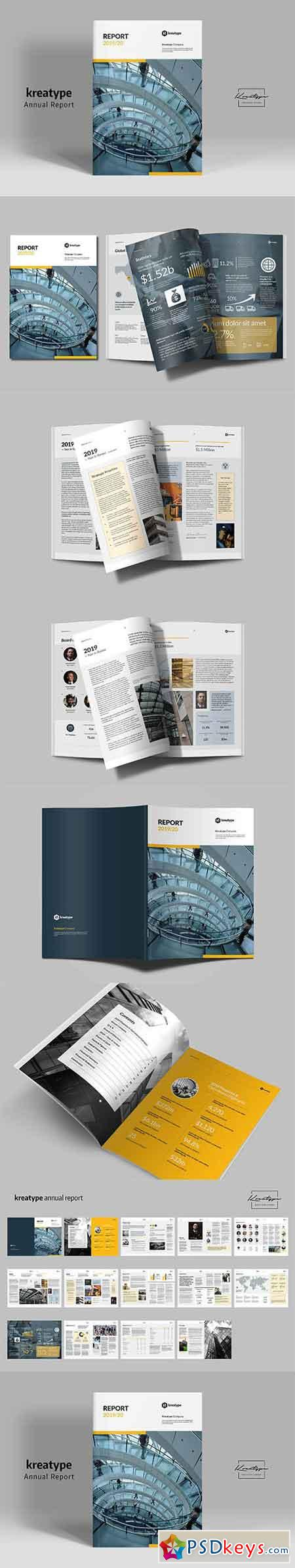 Kreatype Annual Report 3376802