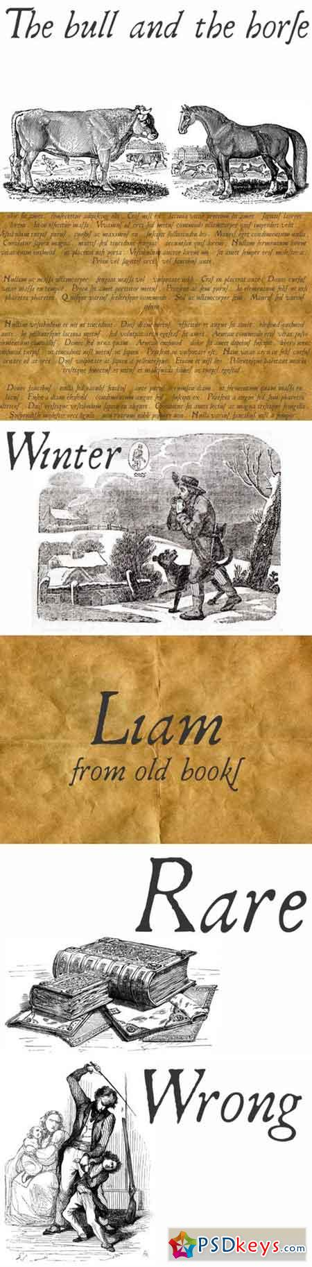 Liam Font