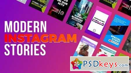 Modern Instagram Stories 165270 After Effects Projects