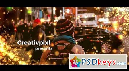 Particle Slideshow 164660 After Effects Projects