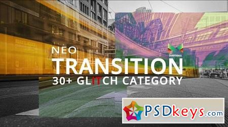 MotionArray Neo Glitch Transition 164997 After Effects Project