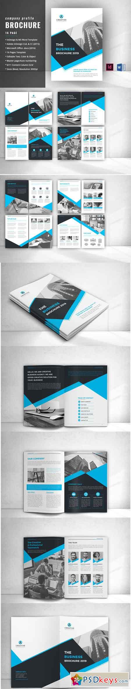 The Business Brochure 3386760