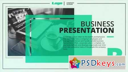 Corporate Slideshow 165480 After Effects Projects