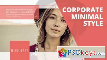 Minimal Corporate Promo 165468 After Effects Projects