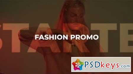 Fashion Promo 165837 After Effects Projects