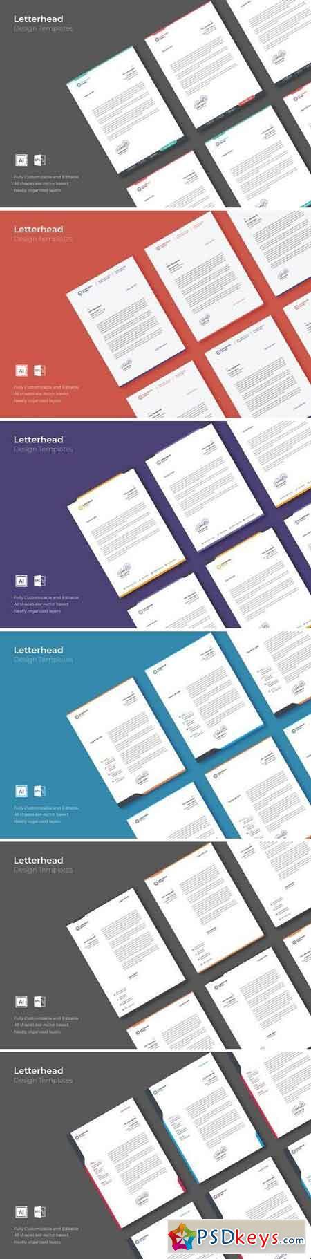 ADL-Letterhead Design Bundle