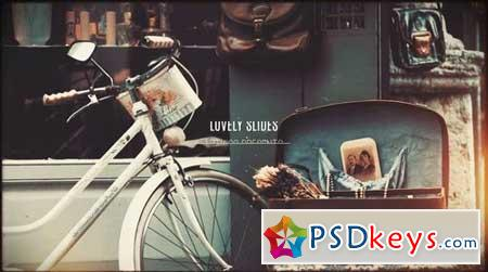 Lovely Slides 166408 After Effects Projects