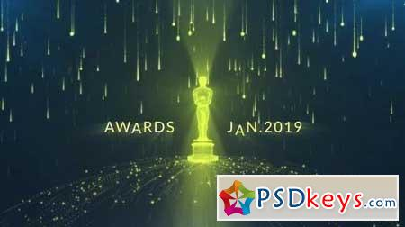 The Awards 166004 After Effects Projects