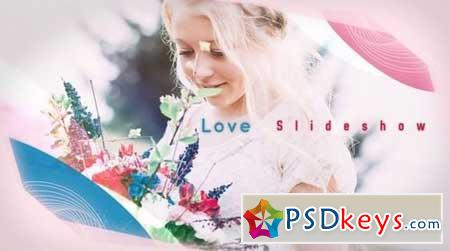 Slideshow Love 166202 After Effects Projects
