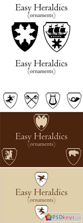 Easy Heraldics Font