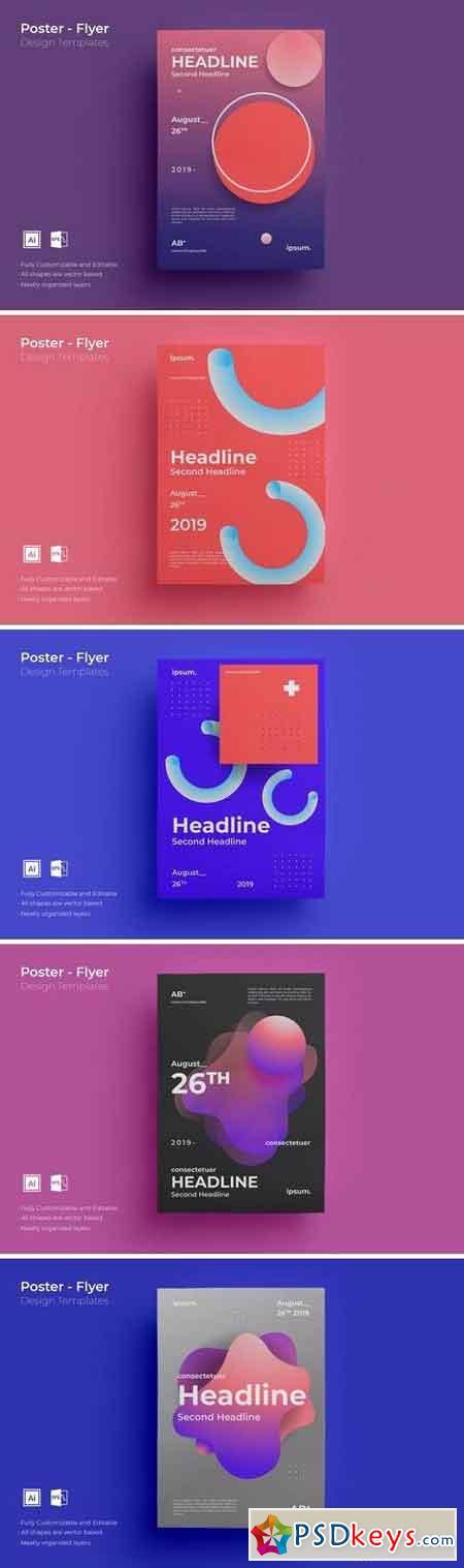 ADL-Poster Design Bundle