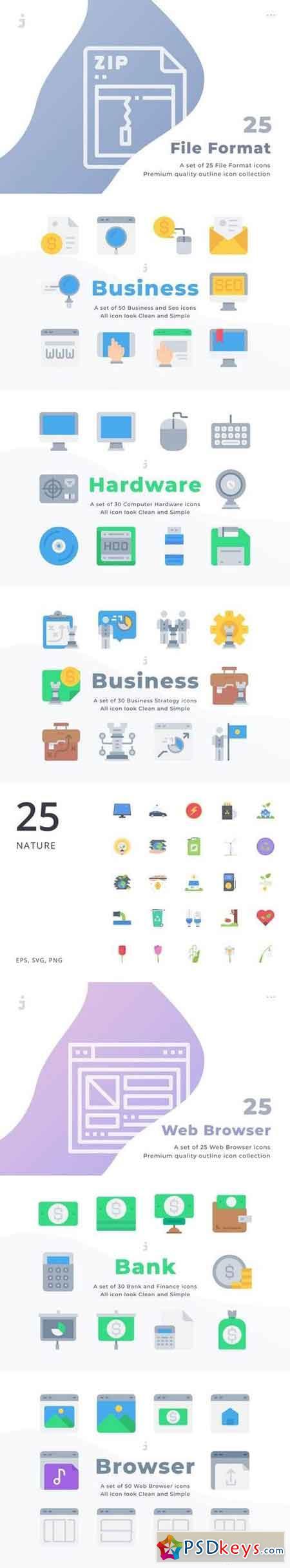 Icon Bundle 22