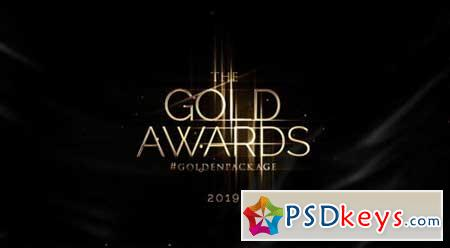 Gold Awards Package 23156054 After Effects Projects