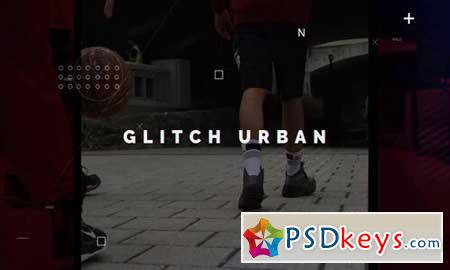 Urban Glitch 23174474 After Effects Projects