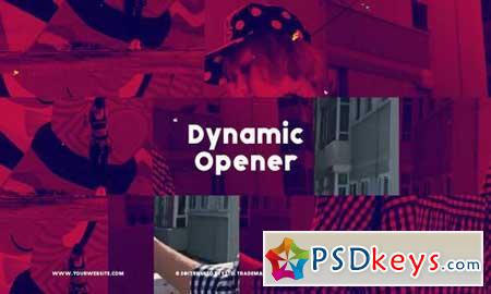 Videohive Dynamic and Fast Opener 22596230 After Effects Projects