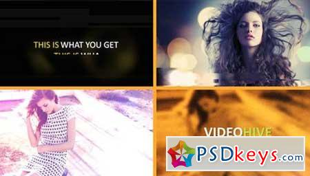 Videohive Dynamic Fast Slides 8859713 After Effects Projects